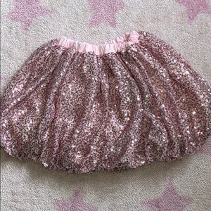 Other - Sequin bubble skirt